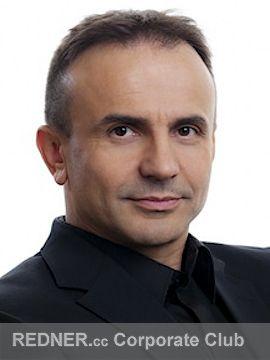 Speaker Zukunft Dr. Pero Mićić REDNER.cc Corporate Club
