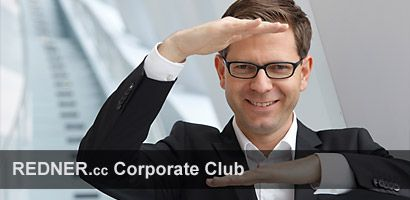 Speaker Mathias Haas - REDNER.cc Corporate Club