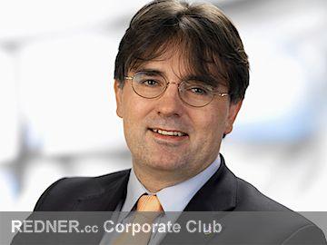 Referent Bildung Mag. Elmar Weixlbaumer REDNER.cc Corporate Club