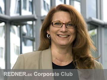 Heike M. Cobaugh Rednerin Frauen REDNER.cc Corporate Club