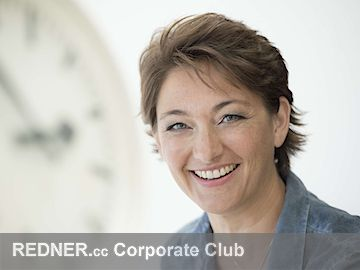 Rednerin Motivation Cordula Nussbaum REDNER.cc Corporate Club