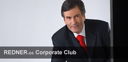 Speaker Wolfgang Ronzal - REDNER.cc Corporate Club