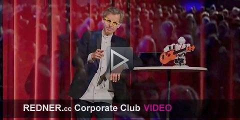 Redner Video Frank Astor - REDNER.cc Corporate Club