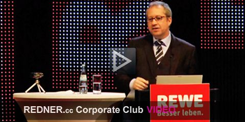 Redner Video Dr. Jens Wegmann - REDNER.cc Corporate Club
