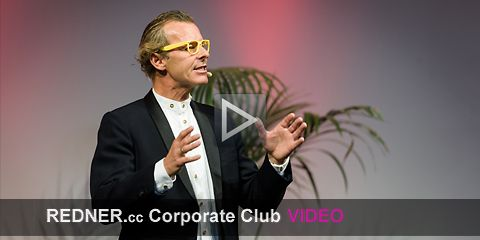 Redner Zukunft Video - REDNER.cc Corporate Club