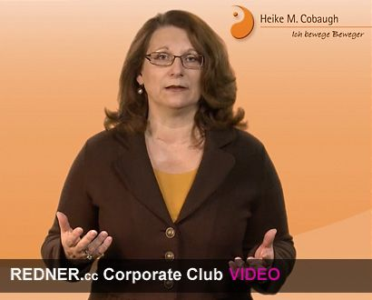 Rednerin Video Heike M. Cobaugh - REDNER.cc Corporate Club