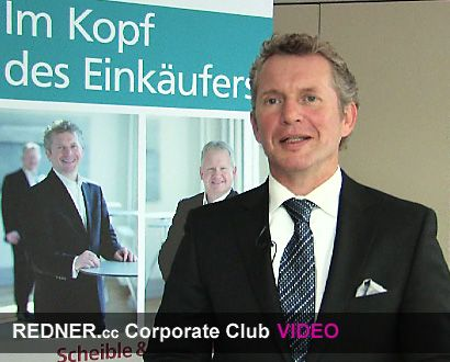 Redner Video Kurt-Georg Scheible - REDNER.cc Corporate Club