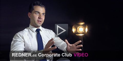Redner Psychologie Video - REDNER.cc Corporate Club