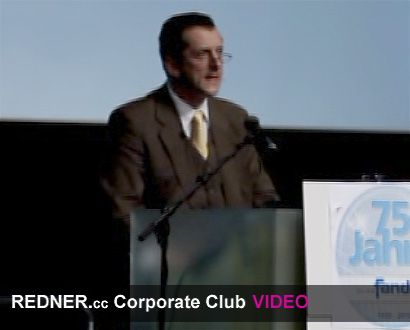 Redner Video Prof. Dr. Franz Hansen - REDNER.cc Corporate Club