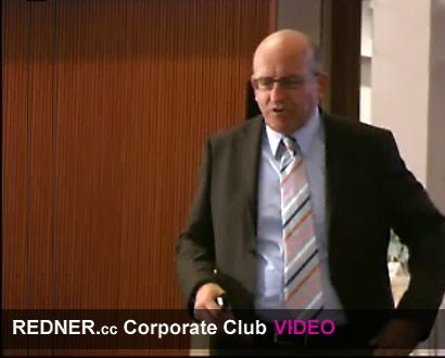 Redner Video Prof. Dr. Jörg Knoblauch - REDNER.cc Corporate Club