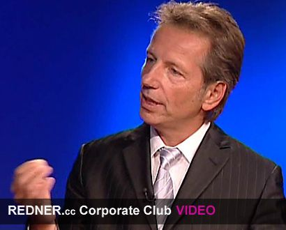Redner Video Roland M. Löscher - REDNER.cc Corporate Club